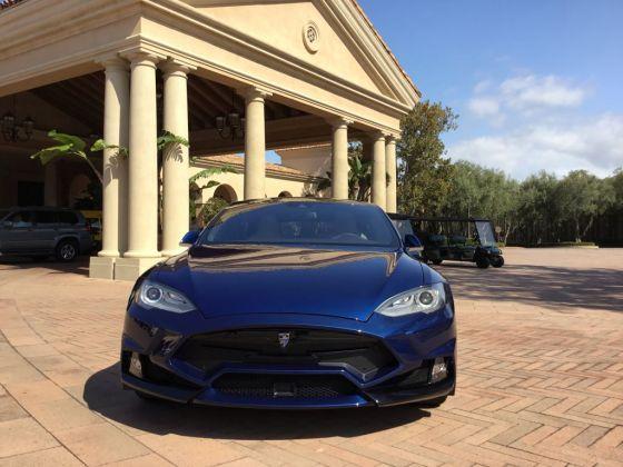LARTE Tesla Blue4