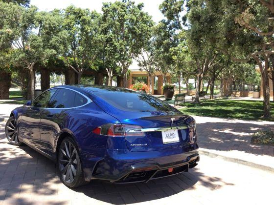 LARTE Tesla Blue9