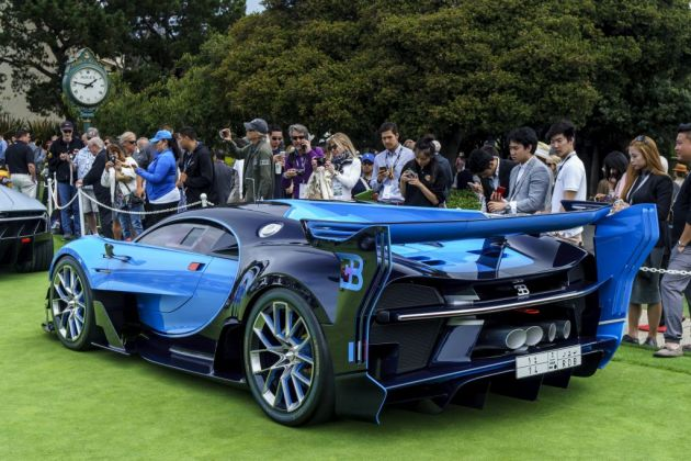Bugatti Vision Gran Turismo 002
