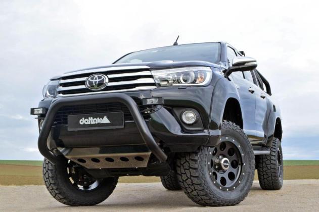 Toyota Hilux2016 Frontb KlassikB 18x9