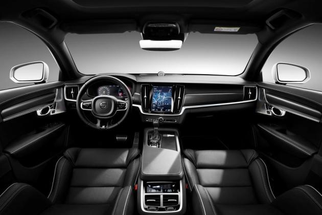 Volvo S90 V90 R Design 001