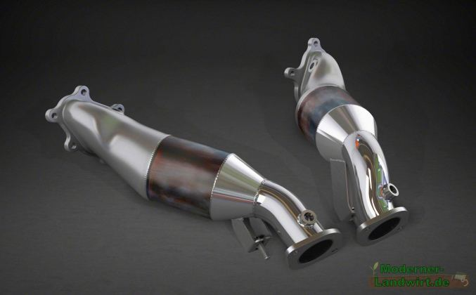 Nissan GTR Downpipes