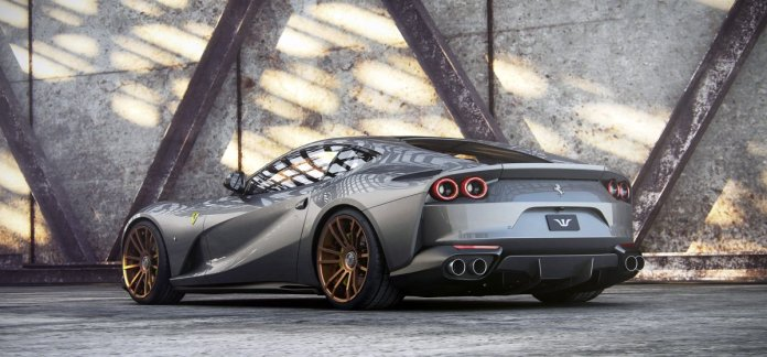 wheels 812 superfast