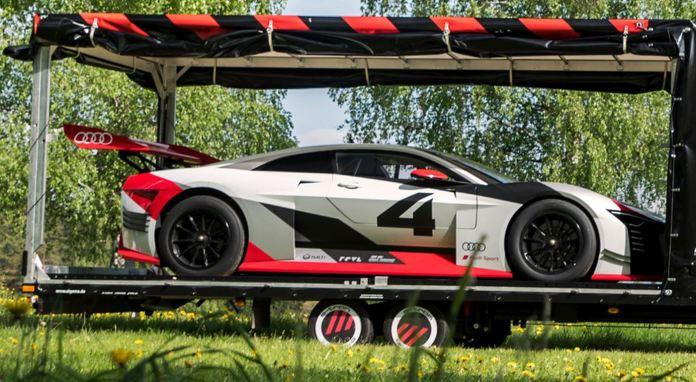 Audi e tron Vision Gran Turismo4