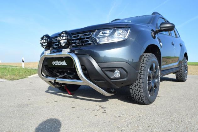 DaciaDuster front
