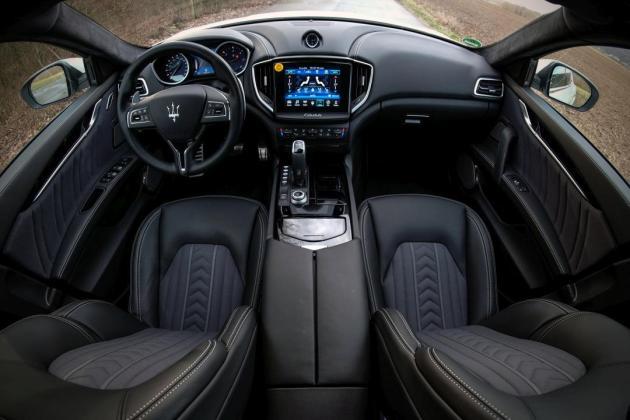 Maserati Ghibli Diesel 010