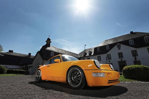 Porsche DP 6