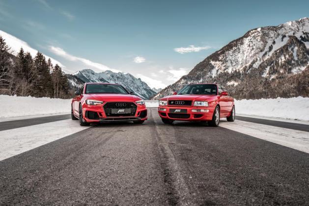 ABT RS4 Audi RS2 02