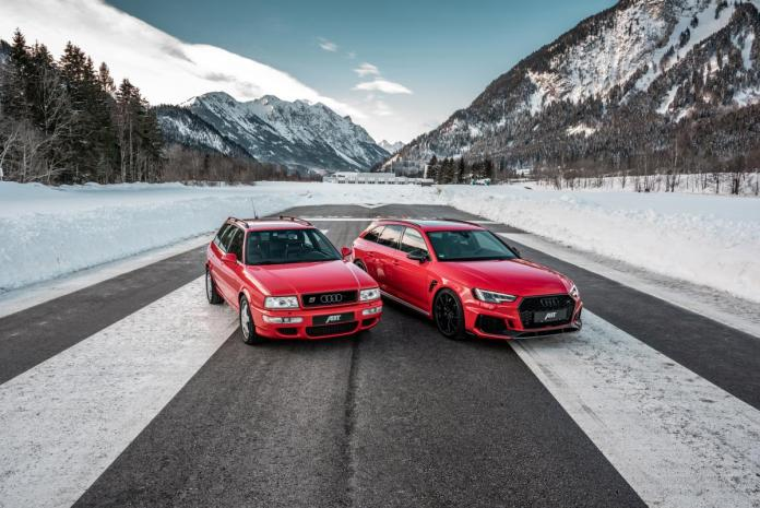 ABT RS4 Audi RS2 03