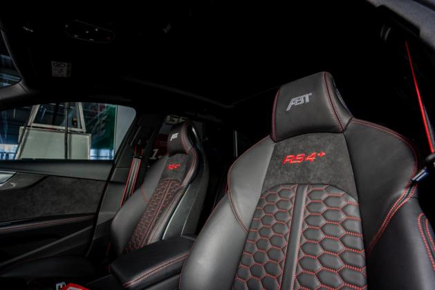 ABT RS4 Sitze 01