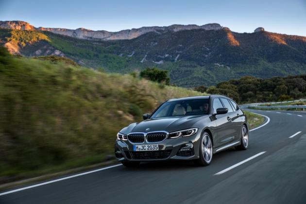BMW 3er Touring 2019 1