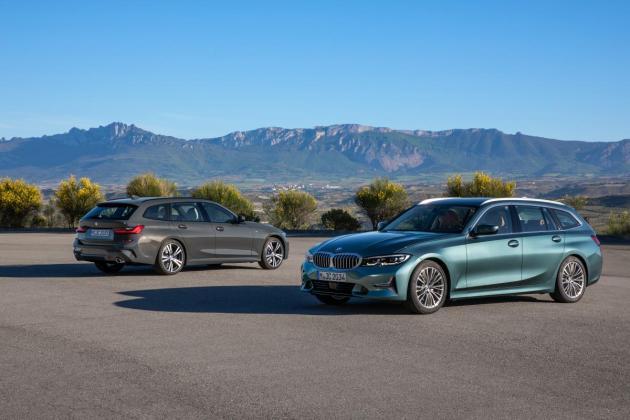 BMW 3er Touring 2019 13