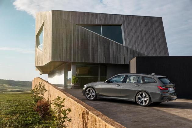 BMW 3er Touring 2019 8