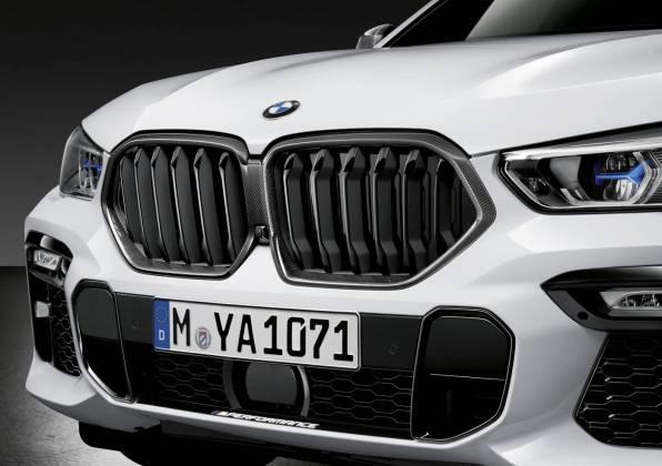 BMW X6 BMW X7 4
