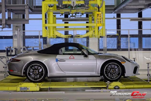 Letzter Porsche 911 der Generation 991 läuft vom Band 6