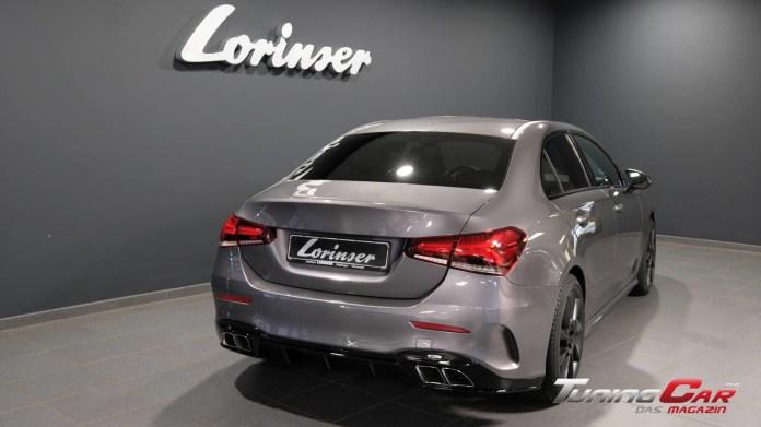 Lorinser A Klasse Limousine 11