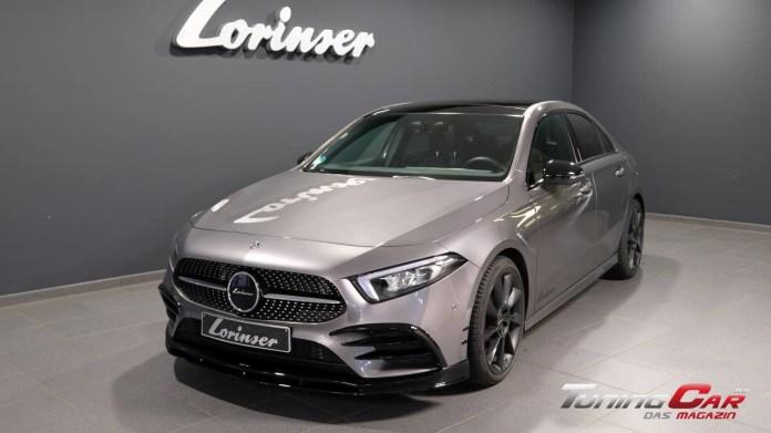 Lorinser A Klasse Limousine 13
