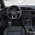 neue Audi RS Q3 2