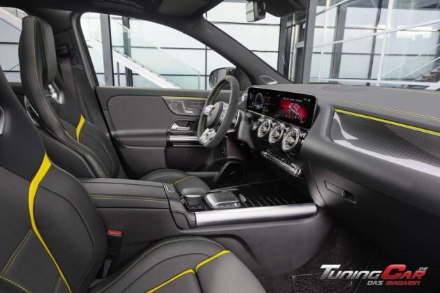 Mercedes AMG GLA 45 4MATIC 1