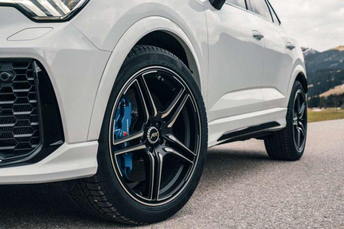 ABT Audi RS Q3 weiß FR20 2