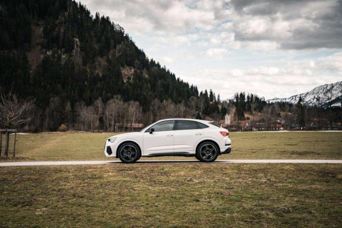 ABT Audi RS Q3 weiß FR20 5