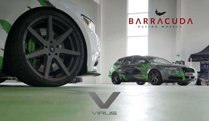 Barracuda Wheels meets Schropp Tuning 13
