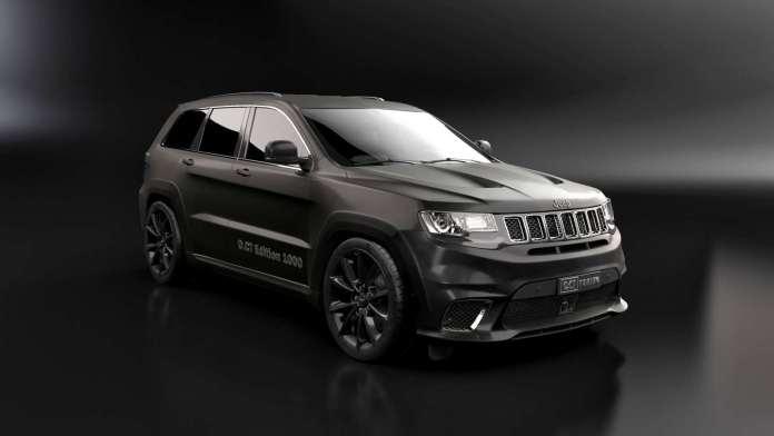 Jeep matt black Studio