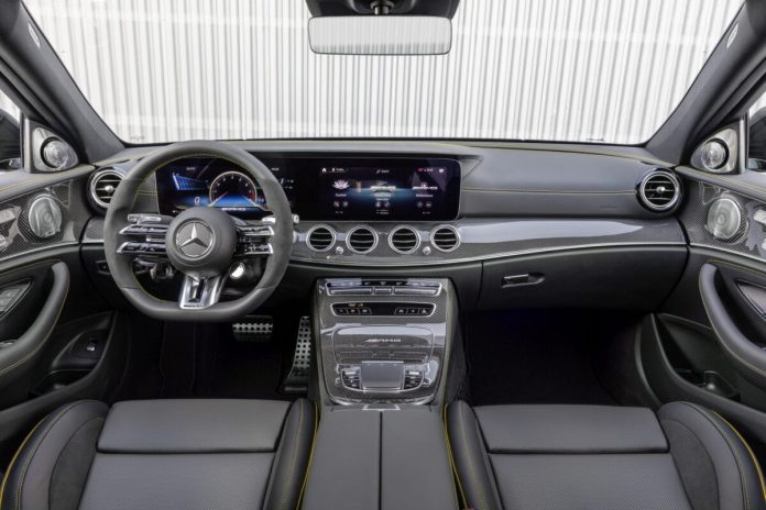 Mercedes AMG E 63 5