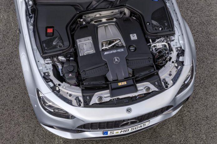 Mercedes AMG E 63 7