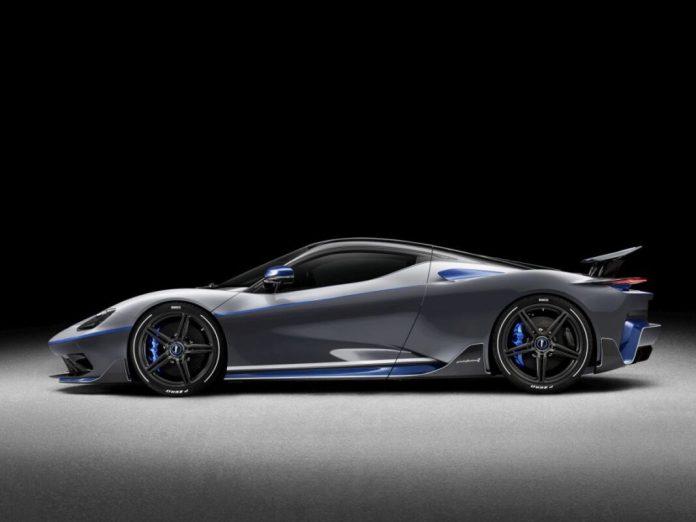 Automobili Pininfarina battista 5