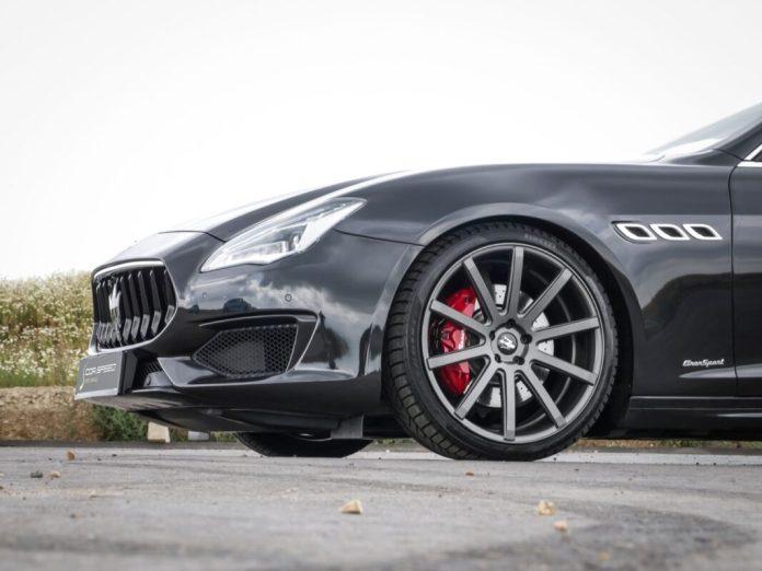 Corspeed Wheels Maserati Quattroporte 1