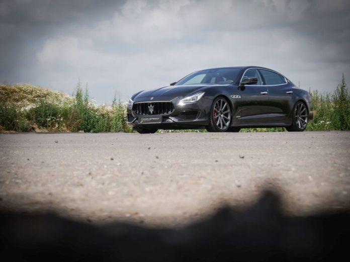 Corspeed Wheels Maserati Quattroporte 10
