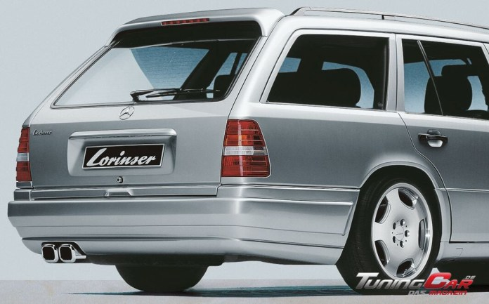 Lorinser Spoiler Bremslicht T Modell S124