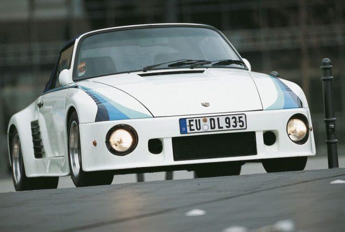 80 Jahre Ekkehard Zimmermann dp Motorsport 1979 Porsche 935 Kremer street 2006 01