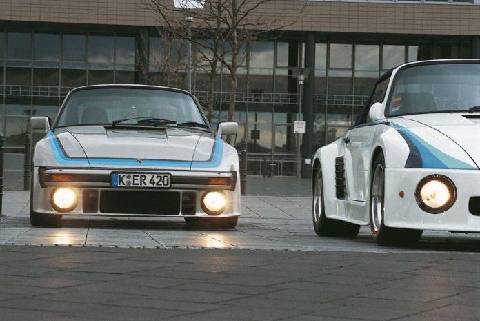 80 Jahre Ekkehard Zimmermann dp Motorsport 1979 Porsche 935 Kremer street 2006 09