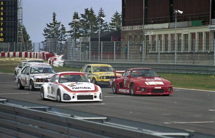 80 Jahre Ekkehard Zimmermann dp Motorsport 1987 Schorn Porsche 935 II Nuerburgring