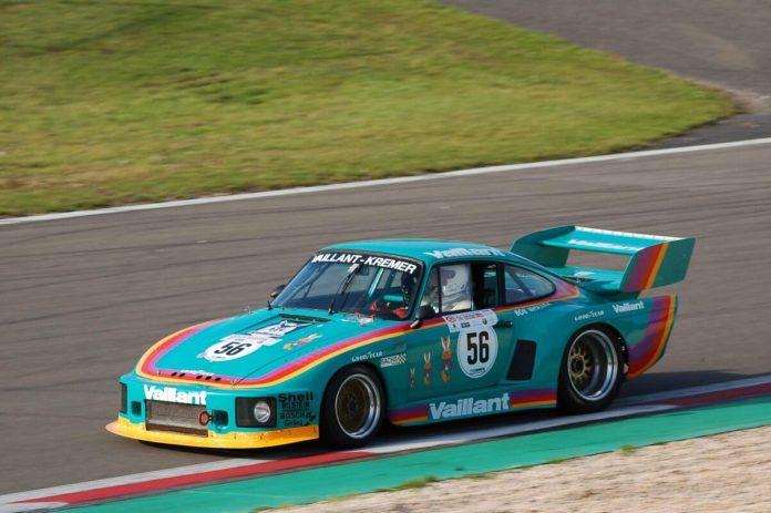 80 Jahre Ekkehard Zimmermann dp Motorsport 8 Aug 2008 Eberhatd Baunach 935 K2