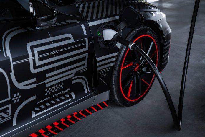 Audi e tron GT 15