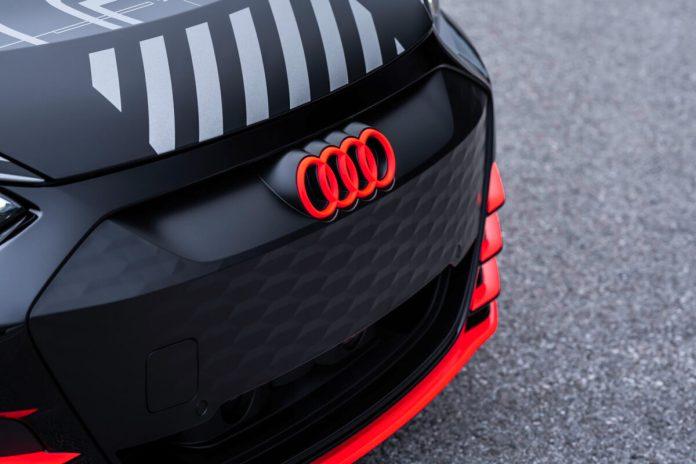 Audi e tron GT 19