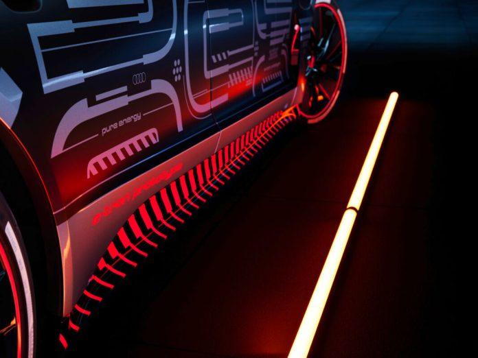 Audi e tron GT 3