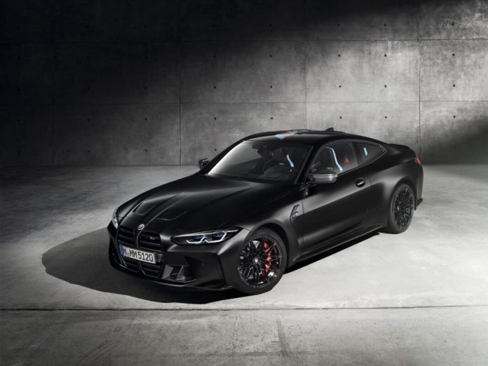 BMW M4 Competition x KITH 1