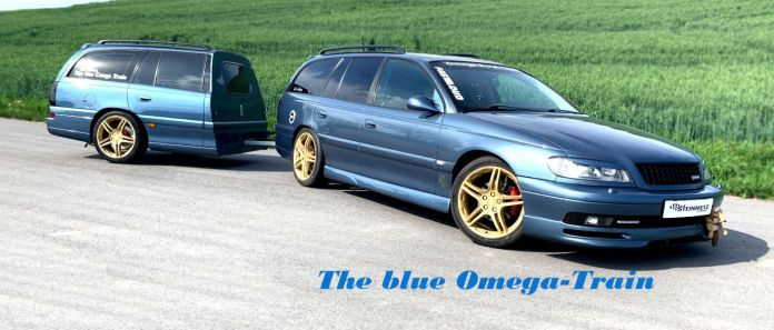Omega Caravan Uwe 26