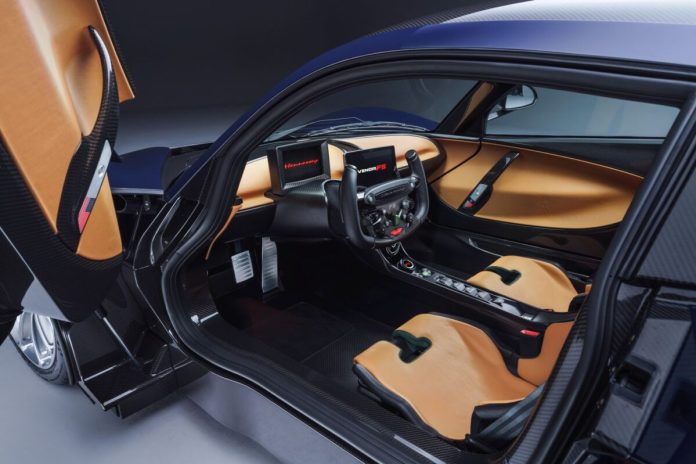 Hennessey Venom F5 studio interior high res 001 1