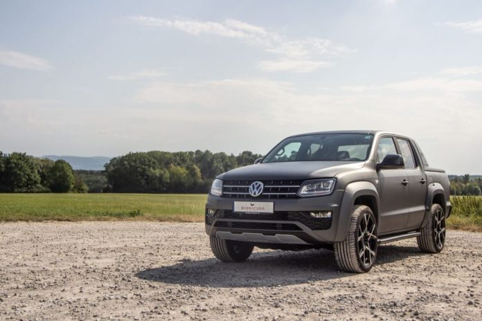 Barracuda Project X VW Amarok 1