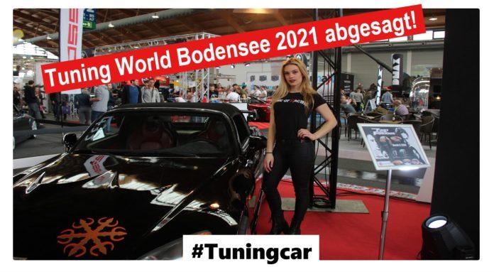 Tuning World 2021 abgesagt