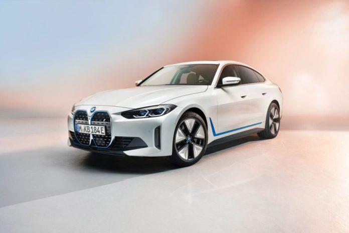 BMW i4 1