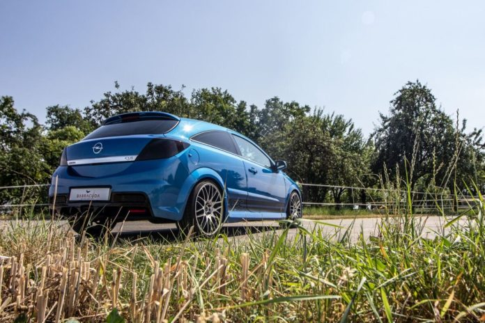 Astra H OPC 8