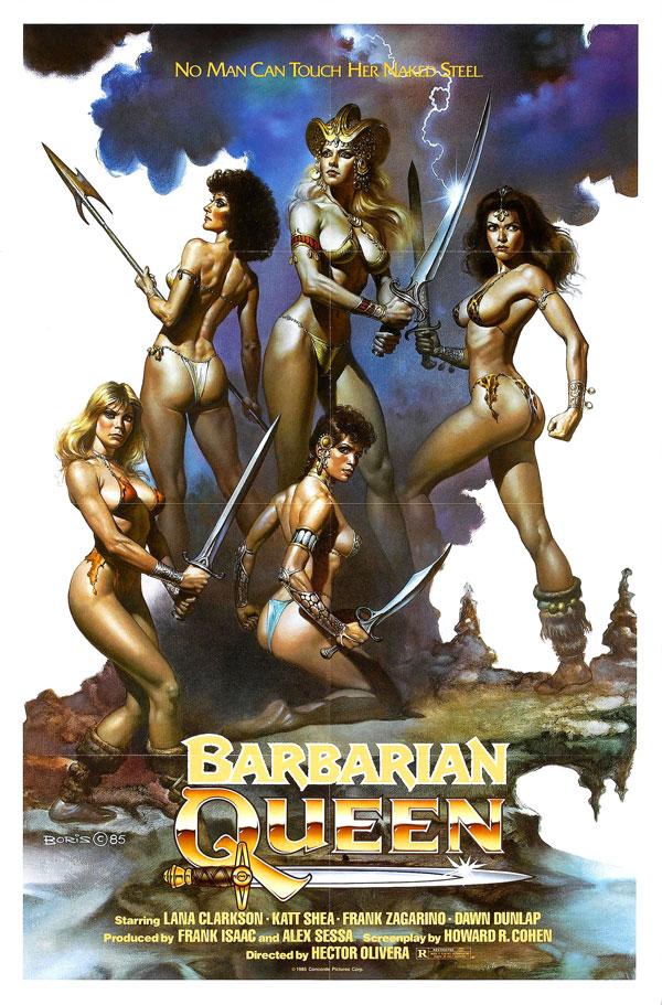 """Résultat de recherche d'images pour """"BARBARIAN QUEEN movie"""""""