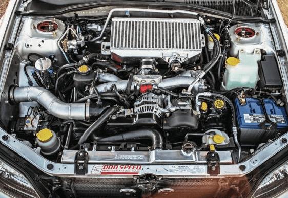 Subaru EJ255 WRX Common Problems