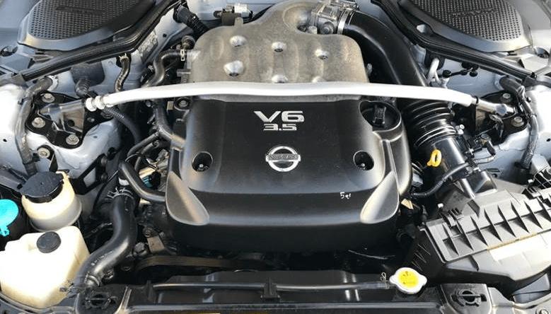 Nissan VQ35DE Engine Problems